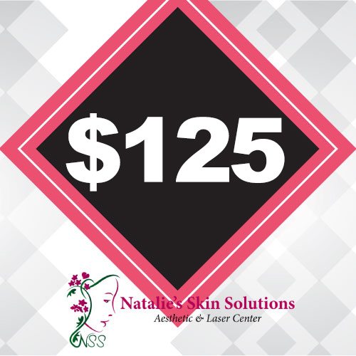 $125 Natalies Skin Solutions Gift Certificate