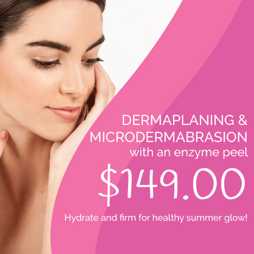 Natalie Skin Solutions June Promo